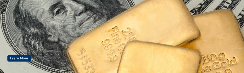 The Dollar vs Gold